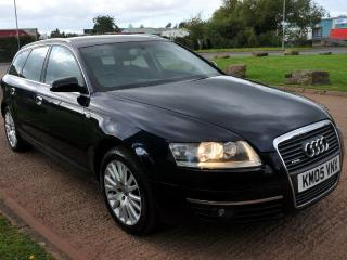 Audi A6 3.2 FSI quattro estate navi, Bluetooth, NEW TIMING CHAIN, long MOT