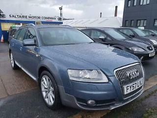 Audi A6 ALLROAD 3.0TDI Auto Quattro Low Miles Leather Sat Nav