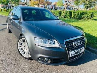 Audi A6 Avant 2.0 TDI S line Special Edition 5dr 170 Bhp Leather Sat Nav Immacul