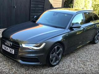 Audi A6 Avant Black Edition £10k of Extras Phenomenal Example!