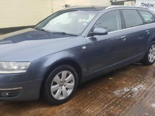 AUDI A6 AVANT QUATTRO 3.2 FSI PETROL MANUAL FULL HEATED LEATHER/SATNAV FULL MOT