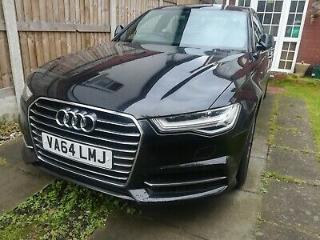 AUDI A6 S LINE 2.0 TDI* S Tronic AUTOMATIC*FULL NAV*White Leather*Cond Super B