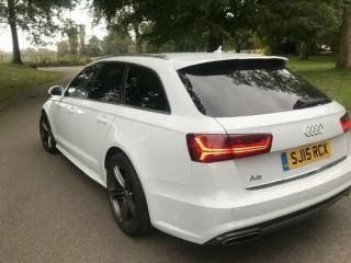 Audi a6 s line ultra with rs6 alloys not black edition no px s3 s4 golf gti 335d