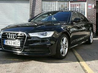 Audi A6 Saloon 2.0TDI 177ps C7 2013 MY S Line