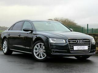 Audi A8 3.0TDI 262ps LWB Tiptronic 2017MY quattro SE Executive LWB