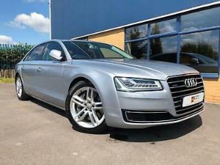 Audi A8 4.2TDI 385ps LWB Tiptronic 2016MY quattro SE Executive