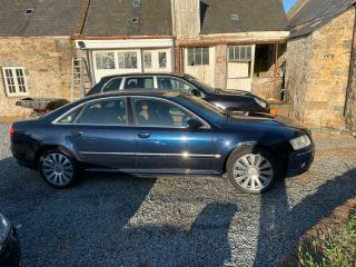 Audi A8 Quattro 3.7 fully loaded New MOT leather Bose Music Very High Spec PX