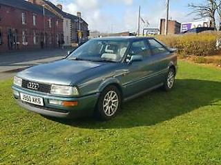 Audi Coupe 2.0 Low miles PX Swap Anything considered 12 months mot