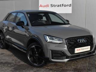 Audi Q2 Special Editions 2.0 TDI Quattro Edition 1 5dr S Tronic SUV 2017, 31853 miles, £24950