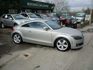 Audi TT Coupe 2.0T FSI 2007 LATE MODEL LOW MILEAGE STUNNING PERFORMANCE
