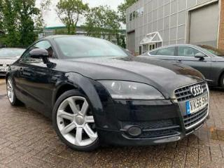Audi TT TFSI RED LEATHER