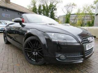 Audi TT TFSI RED LEATHER AUX