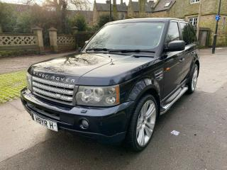 Beautiful 2006 Range Rover Sport 4.2 V8 Supercharged 6spd 390BHP