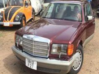 Before 1995 Mercedes Benz S Class 300 L 100000 kms driven in Boat Club Road