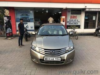 Beige 2011 Honda City 1.5 V MT 52,000 kms driven in Pimple Saudagar