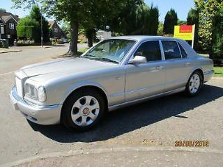 Bentley Arnage 6.8 auto Red Label 400 BHP