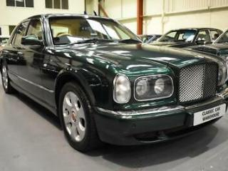 Bentley Arnage 6.8 Red Label, superb low mileage example