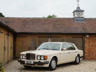BENTLEY TURBO R 6.7 LONG WHEEL BASE RARE 38,000 MILES FROM NEW