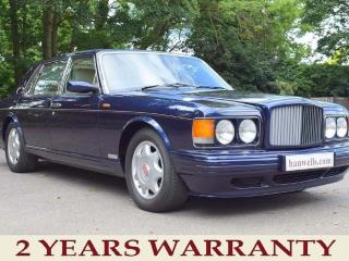 Bentley Turbo R 6.8 LWB Saloon 4dr Immaculate 1997, 73000 miles, £21275