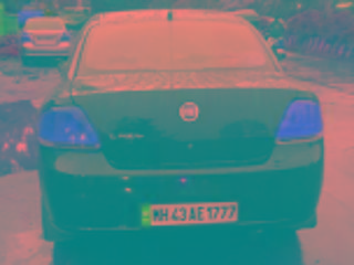 Black 2010 Fiat Linea Dynamic 89500 kms driven in Mira Road