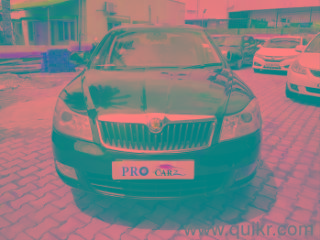 Black 2012 Skoda Laura Elegance 2.0 TDI CR AT 143550 kms driven in Amruthahalli