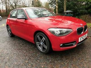 BMW 114 1.6i SPORT ONLY 60K JUST SERVICED 12 MONTHS MOT