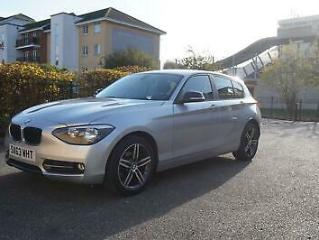 BMW 116 2.0TD bhp s/s Sports Hatch 2013MY d Sport
