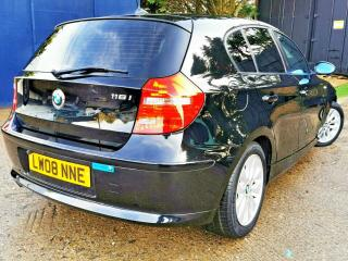 BMW 116i Auto 1 Owner HPi Clear Warranted 23k Miles Rare Model Ulez Compliant