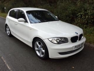 BMW 116i SE 2009 NEW TIMING CHAIN HPI Clear White 116k Miles FSH