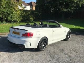 bmw 135i 1M convertible