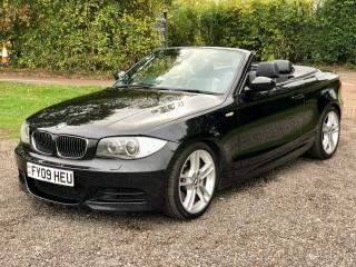 BMW 135i E88 M Sport Convertible Manual 2009 PX Touring Estate