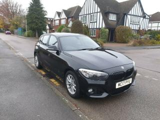 BMW 1 Series 116d M Sport spec