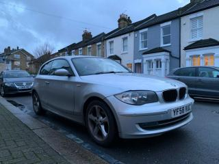 Bmw 1 series 118d 2009 reg 12 months MOT! 2 keys included ONLY £30 road tax!