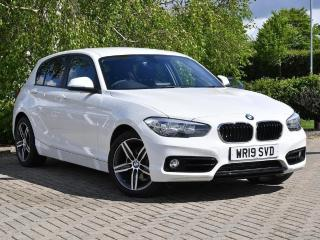 BMW 1 Series 118d Sport 5 door 2019, 1000 miles, £19999