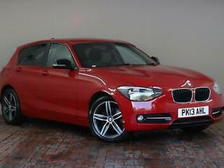 BMW 1 SERIES 118d Sport 5dr Step Auto