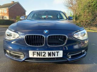 Bmw 1 series 120D automatic