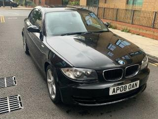 Bmw 1 series 120d Se 2dr Coupe Auto CAT S Drive Away Salvage Repaired