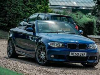 BMW 1 SERIES 120i M SPORT, Huge Amount Of Service History, Electric Convertible