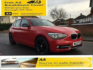 BMW 1 Series 1.6 116i Sport Sports Hatch 5dr