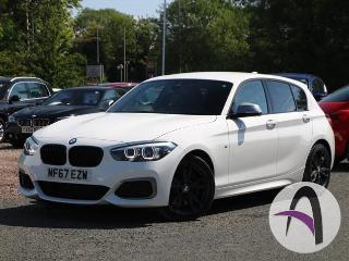 BMW 1 Series 1 M140i 3.0 Shadow Edition 5dr Auto Hatchback 2017, 6261 miles, £23999