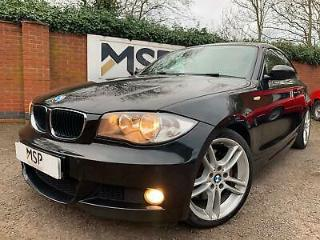 BMW 1 Series 2.0 123d M Sport Step AUTO 2dr Coupe TWIN TURBO DIESEL RARE