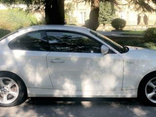 Bmw 1 series coupe white 118d 2010 90k