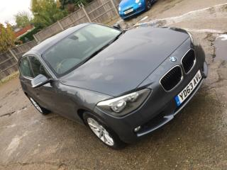 BMW 1 Series IMMACULATE & WITH LOW MILES!
