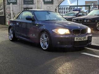 BMW 1 Series PETROL MANUAL 2010/60