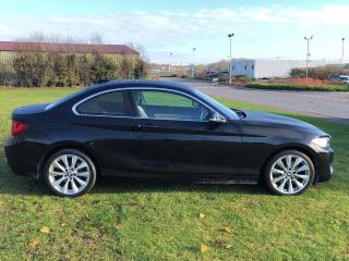 BMW 2 Series 218i Luxury Coupe LEATHER, BMW NAVIGATION 2015, 16872 miles, £13850
