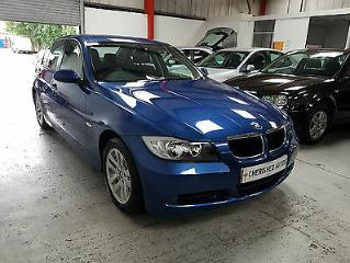 BMW 318 2.0i SE*2007*GENUINE 39,000 MILES*FSH*1 OWNER + BMW FROM NEW*STUNNING