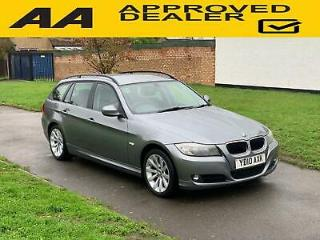 BMW 318 2.0TD 2010MY d SE Touring, Trade Sale, Parking Aid, Full History