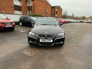 BMW 318 2.0TD d Touring 2013MY d Exclusive Edition