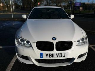 BMW 318i M SPORT 2.0 PETROL E92 LCI FACELIFT COUPE LEATHER SEATS LOW MILES