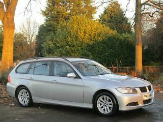 BMW 320 2.0 2007MY i SE Touring